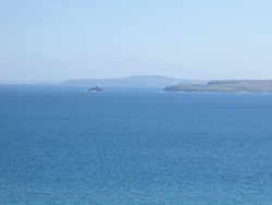 Lyonesse - View Over St Ives Bay