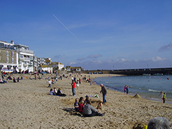 Photo Gallery - Harbour Beach St Ives