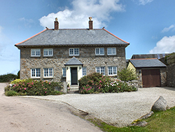 St Ives Cornwall - Breja Farmhouse