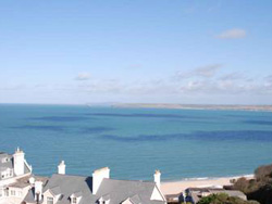 Chy An Albany Hotel - View Over St Ives Bay