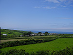 Zennor - West Cornwall - View from Coast Road