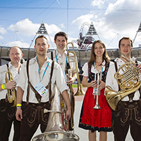 Oktoberfest - St Ives Holiday Village