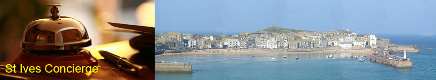 St Ives Cornwall - Concierge - Local Information