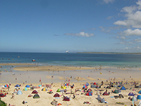 Porthminster Beach - Self Catering Holidays