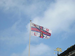 RNLI Flag - St Ives - June 2012