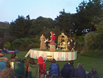 Miracle Theatre - Tregenna Castle - St Ives - July 2012