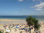 Porthminster Beach - St Ives - August 2012
