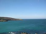 Blue Skies - St Ives Bay - February 2013