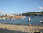 Evening Light - St Ives Harbour - May 2013