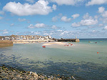 Sunny Morning - St Ives Harbour - August 2014