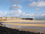 Sunny Winter Day - St Ives Harbour - January 2016