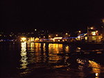 Christmas Lights - St Ives Harbour - December 2013