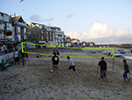 Harbour Beach - St Ives - Beach Volleyball