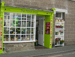 St Ives Flower Shop