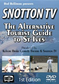DVD - SNOTTON TV - The Alternative Tourist Guide to St Ives
