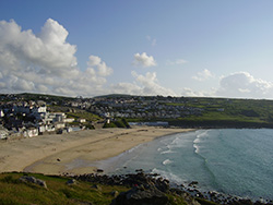 Porthmeor Beach - Surfing
