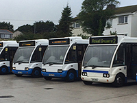 St Ives Buses - Local Services