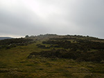 Rosewall Hill - St Ives - Cornwall - Towards the Summit