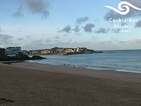 St Ives Cornwall - Webcam - Porthminster Beach