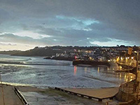 St Ives Cornwall - Webcam - St Ives House