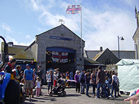 Film - St Ives Cornwall - Lifeboat Day