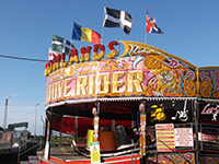 Film - The Funfair Comes To St Ives